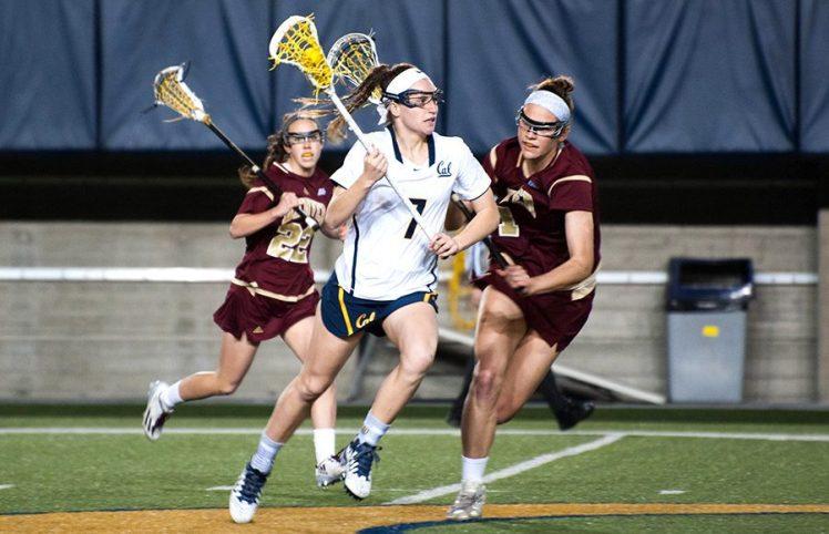 Cal women's lacrosse